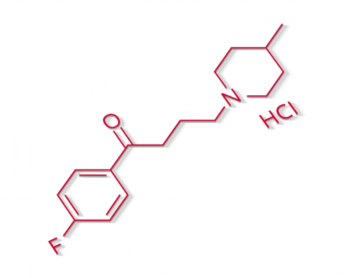 Melperon hydrochloride