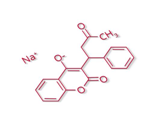 Warfarin sodium